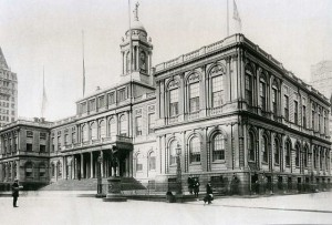 City Hall in 1919.