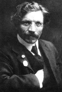 Sholom Aleichem circa 1907